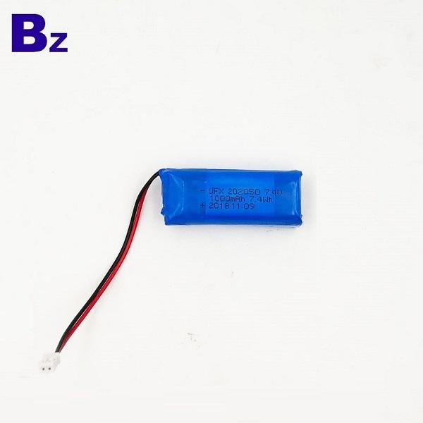 102050-2S 1000mAh 7.4V LiPo Battery