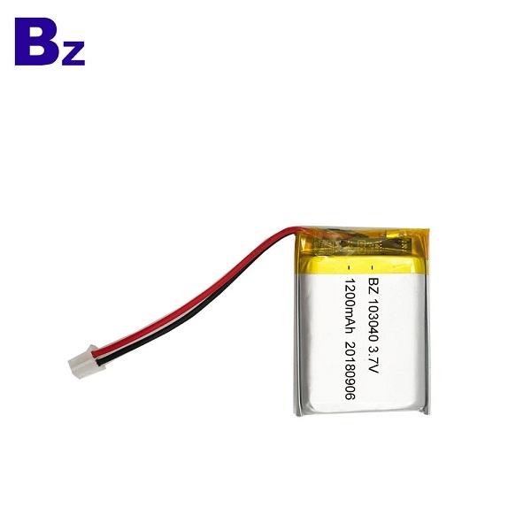3.7V KC Certification Li-polymer Battery