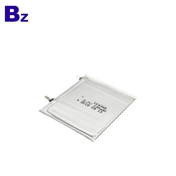 130mAh 3.7V Super Thin Battery