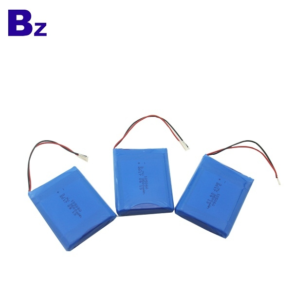 3500mAh 3.7V Rechargeable Li-Polymer Battery