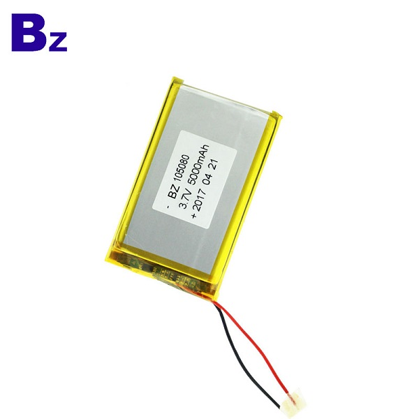 3.7V Rechargeable Li-polymer Battery Pack