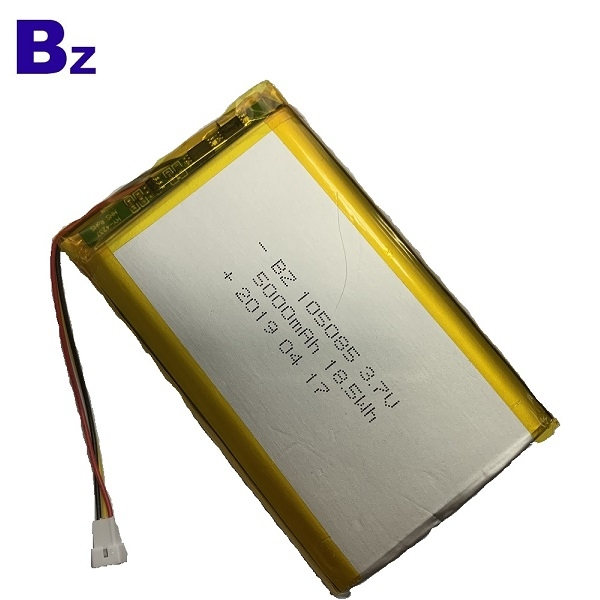 5000mAh UL Certification Lipo Battery