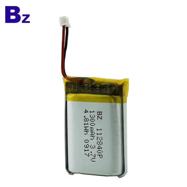 Li-ion Polymer Battery Pack