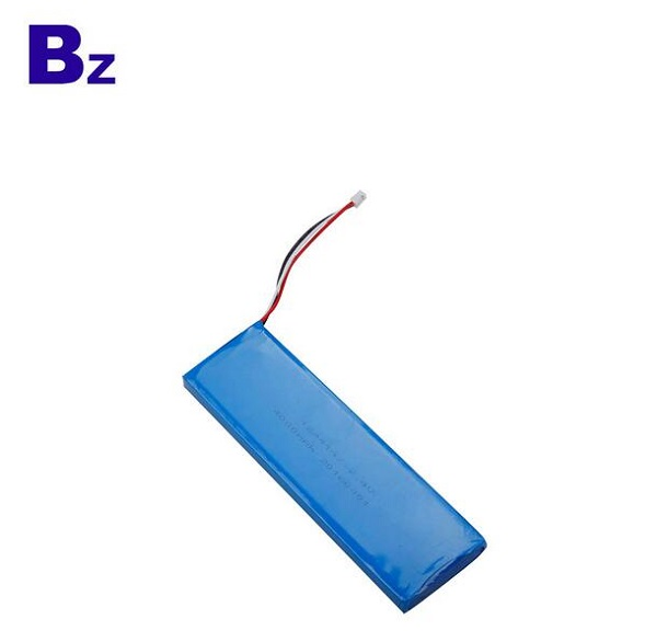 4000mah 7.4V Lipo Battery For Medical Equipment