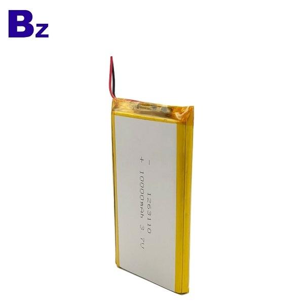 10000mAh 3.7V Lipo Battery