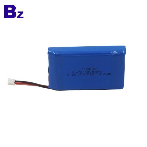 4000mah 3.7V Li-Polymer Battery