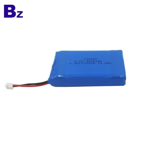 134062 4000mah 3.7V Li-Polymer Battery