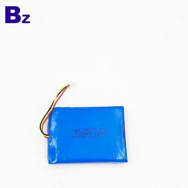 5000mAH 3.7v Lithium Battery