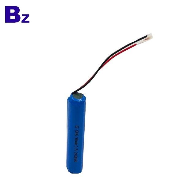 13600 900mAh 3.7V Li-ion Battery