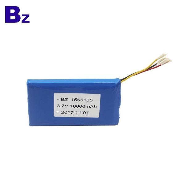 10000mAh 3.7V Polymer Li-ion Battery