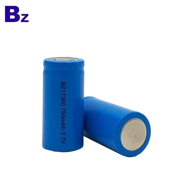 BZ 17360 750mAh 3.7V Li-ion Battery