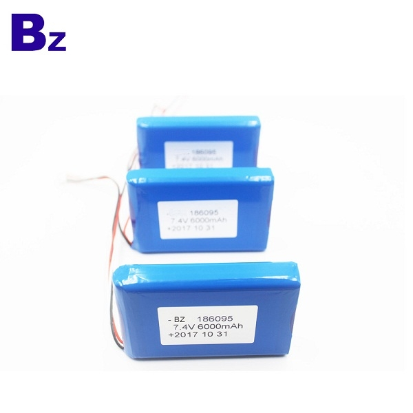 6000mah Polymer Li-Ion Battery