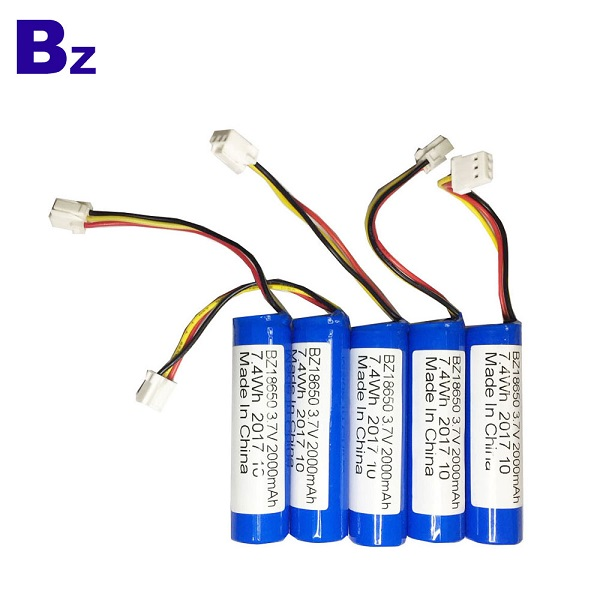 18650 Batteries Rechargeable