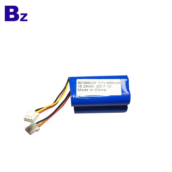 18650-2P Batteries 4400mah 3.7