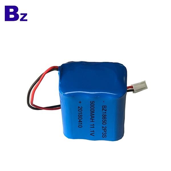 18650 5000mAh 11.1V Li-ion Battery