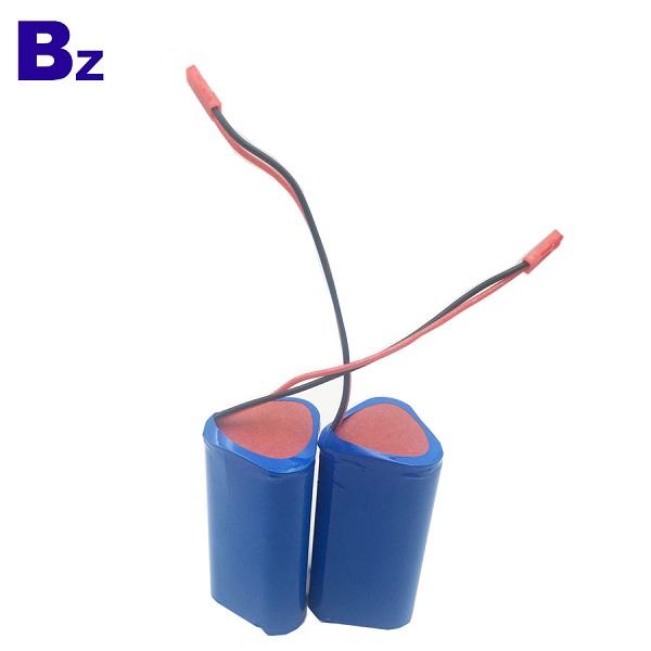 2600mAh 11.1V Li-ion Battery