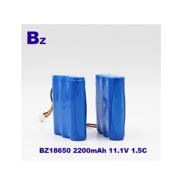 Li-ion Battery for Sweeper Robot