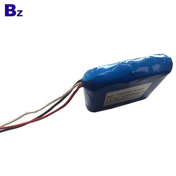 18650 3000mah Li-ion Battery