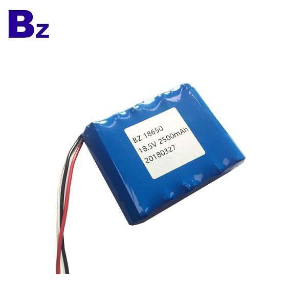 18650-5S 2500mAh 18.5V 5C Li-ion Battery