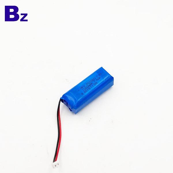 1000mAh 7.4V Polymer Li-ion Battery