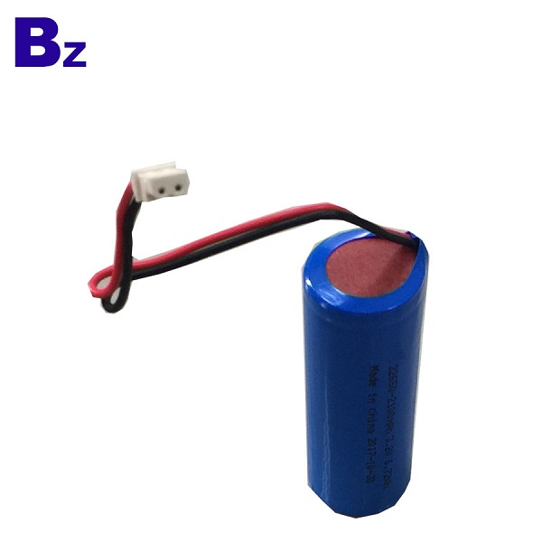 22650 2100mAh LiFePO4 Battery