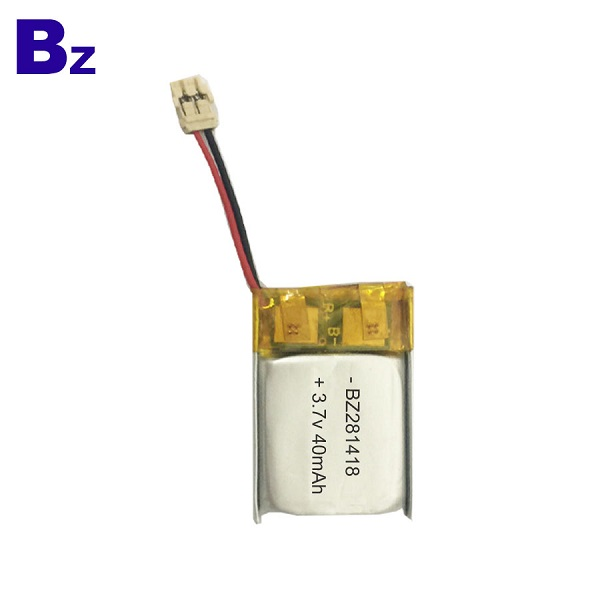 3.7V Rechargeable LiPo Battery
