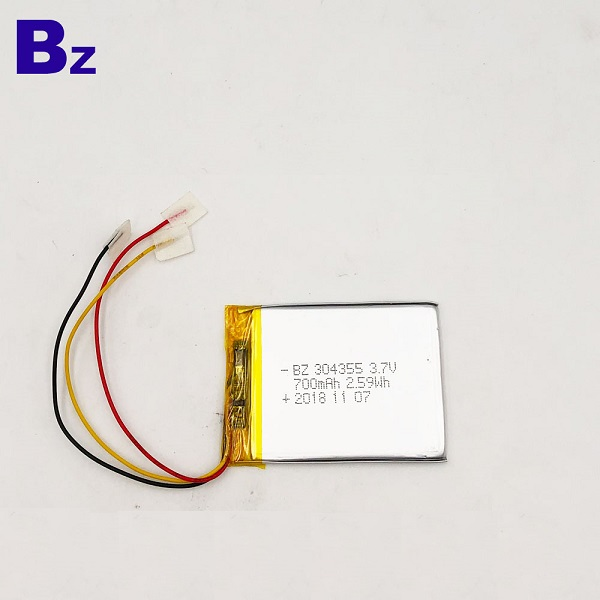 Battery for Air Quality Monitor Equipment