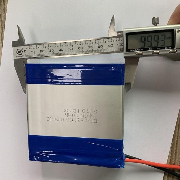 14.8V 10AH Lipo Battery Pack