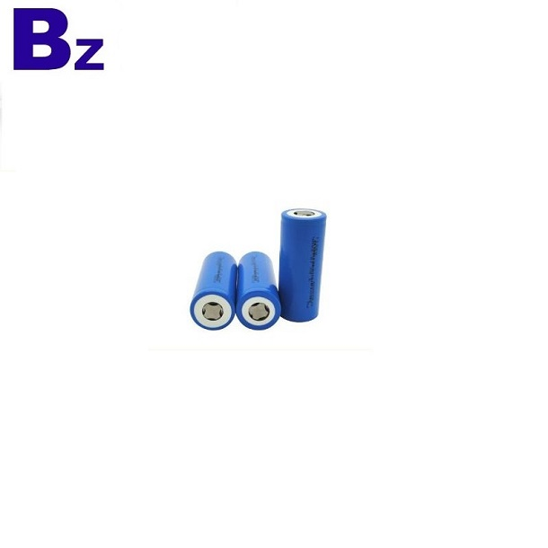 Cylindrical LiFePO4 Battery Cell 32650 5000mAh 3.2V