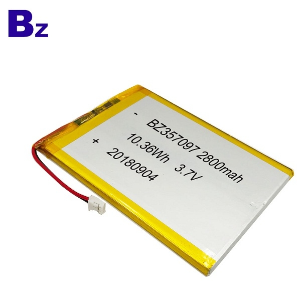 Customized Li-Polymer Battery For Mobile Tablet PC