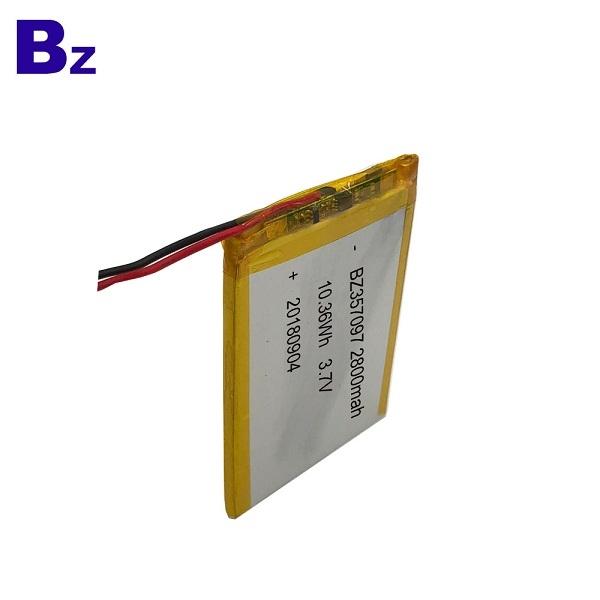 Lipo Battery For Mobile Tablet PC
