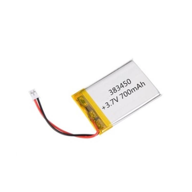 BZ 383450 3.7v 700mAh Battery