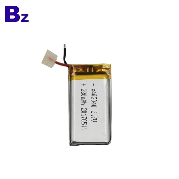 Wholesale BZ 402040 280mah 3.7V Lipo Battery
