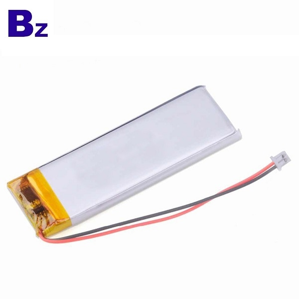 550mAh Lipo battery with KC Certification