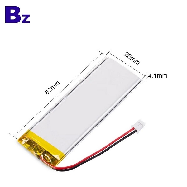 Best li-ion polymer Battery for Facial Cleanser Cosmetic Instrument