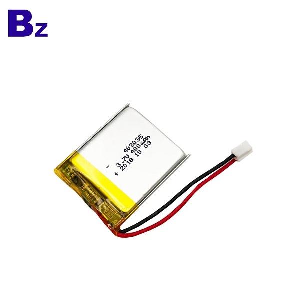 BZ 403035 400mAh 3.7V