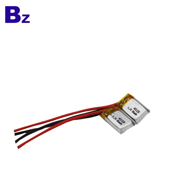 3.7V LiPo Battery For Wearable Device