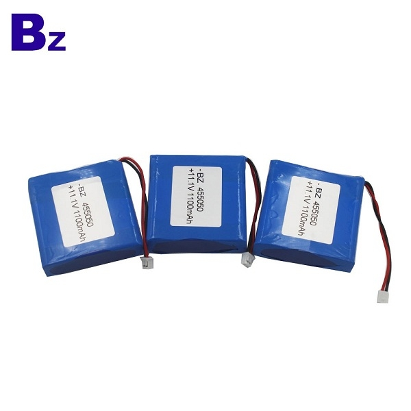 BZ 455050 3S 11.1V 1100mAh Polymer Li-ion Battery