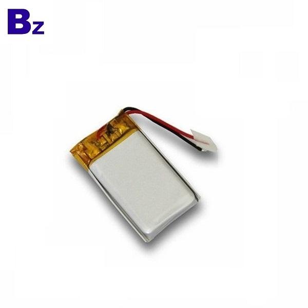 501015 50mAh 3.7V Li-Polymer Battery