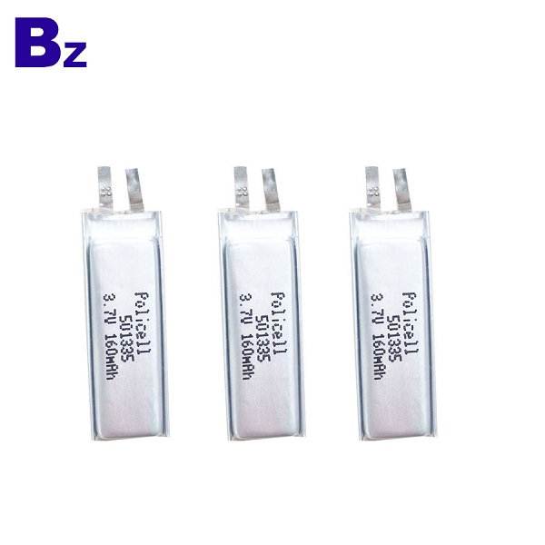 160mAh LiPo Battery Cell
