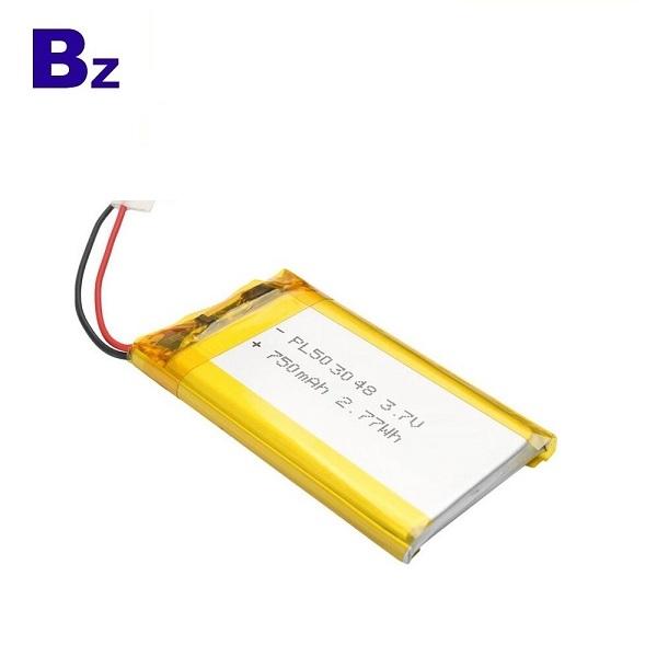 KC Certification Li-polymer Battery