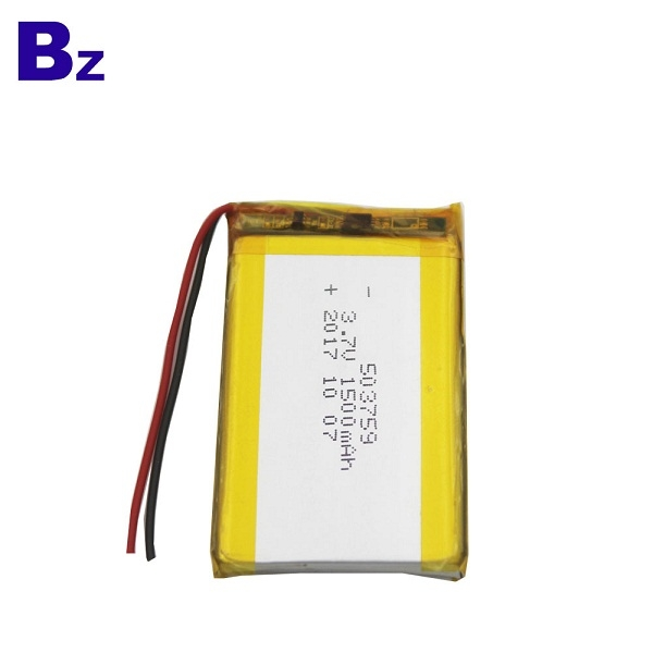 1500mah lipo battery for cosmetic instrument