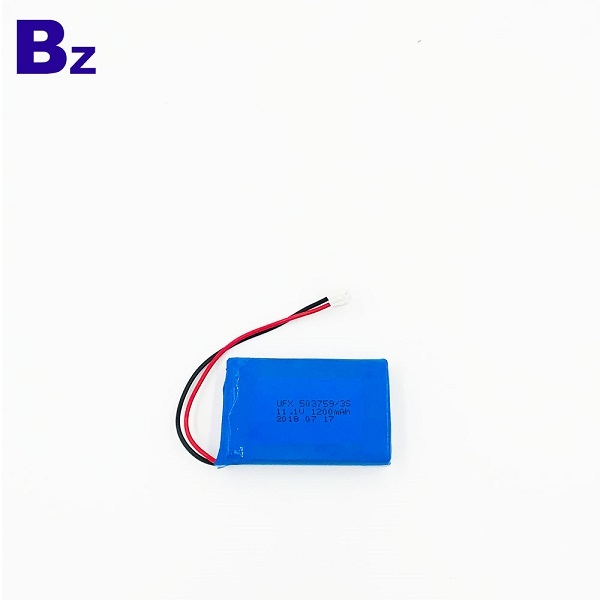Rechargeable Battery For Medical Equipement