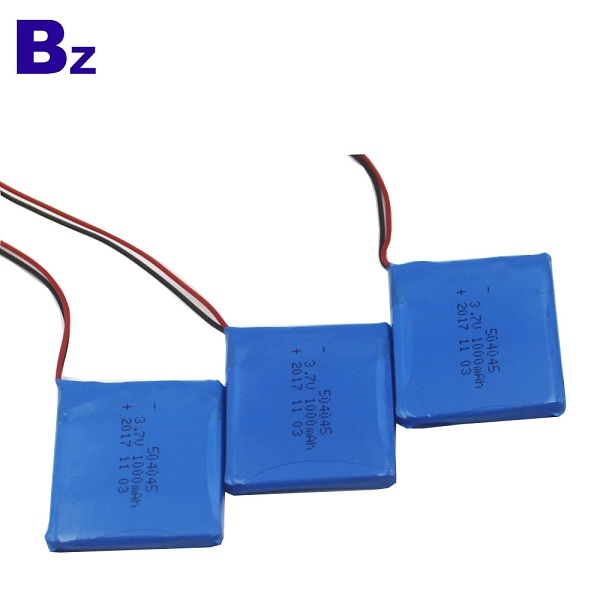BZ 504045 3.7V 1000mAh Polymer Lithium ion Battery