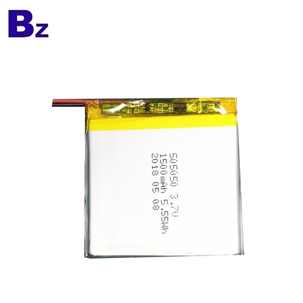 Rechargeable Battery of Driving Recorder
