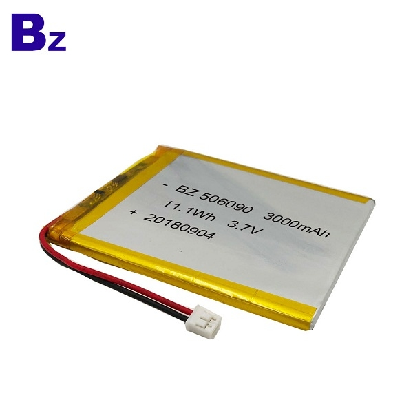 Lipo Battery for Electronic Beauty Products