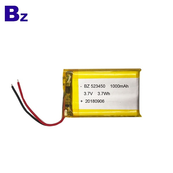 KC Certification Lipo Battery for Air Cleaner