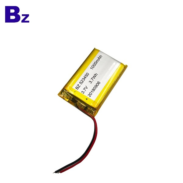Lipo Battery for Air Cleaner
