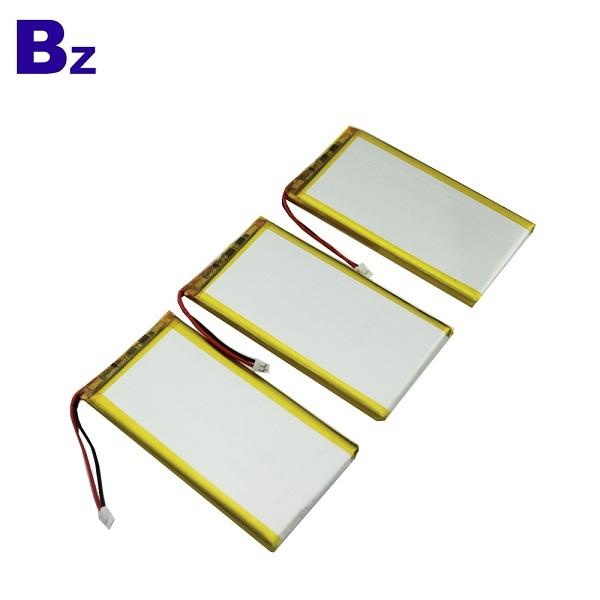 1700mAh 3.7V Rechargeable Li-Polymer Battery