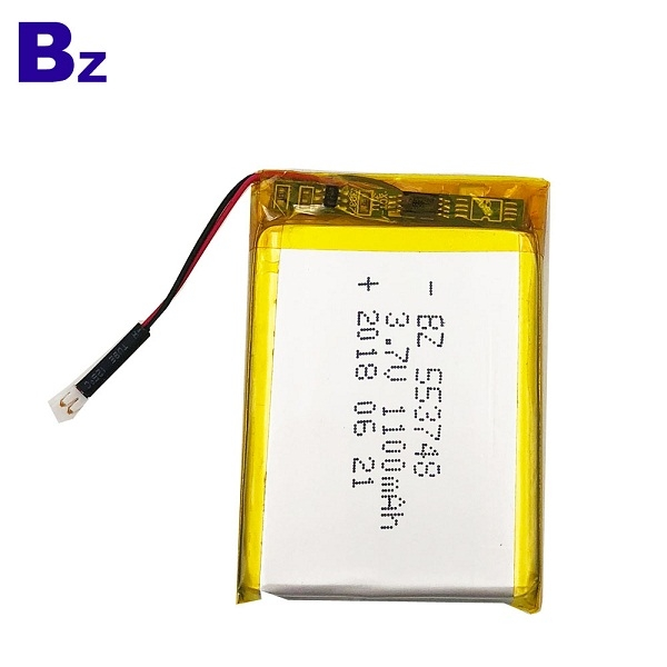 Li-polymer Battery for Beauty and Healthy Life Device